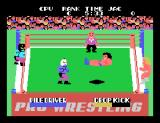 Champion Pro Wrestling Arcade Attempted dropkick.