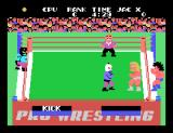 Champion Pro Wrestling Arcade Other team mate wrestling.