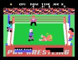 Champion Pro Wrestling Arcade On your back.