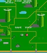 TwinBee Arcade Game Over