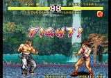 Fighter's History Dynamite Arcade Fight!