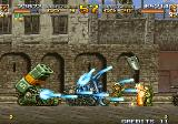 Metal Slug 4 Arcade Two vehicles