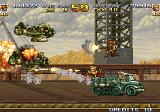 Metal Slug 4 Arcade Shoot planes