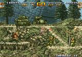 Metal Slug 4 Arcade Forest