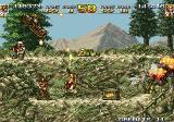 Metal Slug 4 Arcade Try hit enemy