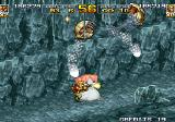 Metal Slug 4 Arcade In snowman