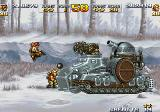 Metal Slug 4 Arcade Tank boss