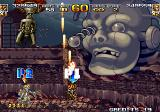 Metal Slug 4 Arcade Big boss... next!