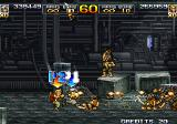 Metal Slug 4 Arcade Pirate base