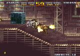 Metal Slug 4 Arcade Enemy base