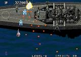 Aero Fighters 2 Arcade Boss fight