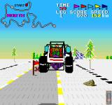 Speed Buggy Arcade Jumping.