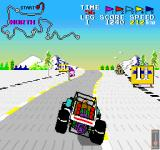 Speed Buggy Arcade On two wheels.