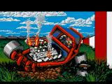 Stunt Track Racer Amiga Your trashed car