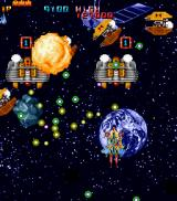 Air Attack Arcade In space