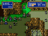 Shining Force Windows Fight in a quarry