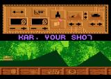 T-34: The Battle Atari 8-bit Second duel