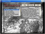 Battleground 4: Shiloh Windows choose scenario
