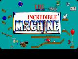 The Incredible Machine DOS Title screen