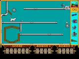 The Incredible Machine DOS The cat chases the mouse...