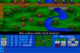 Medieval Warriors Amiga The red ambush the blue