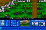 Medieval Warriors Amiga Map 3: Village wall