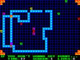 Pyromania: Trial By Fire ZX Spectrum Level 1