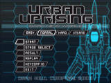 Urban Uprising: Dark New World Windows Title screen
