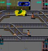 Heavy Barrel Arcade 