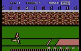 European Games Commodore 16, Plus/4 Long Jump.