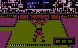 European Games Commodore 16, Plus/4 Weightlifting.