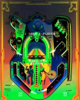 Video Pinball Arcade Starting screen