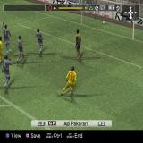Winning Eleven: Pro Evolution Soccer 2007 PlayStation 2 When a goal is scored it is followed by repeats from different angles. The final repeat allows the player to view the goal from any angle via the L1/2 R1/2 buttons
