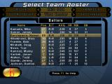 High Heat Major League Baseball 2004 Windows Lineups and rotations can be changed in the roster