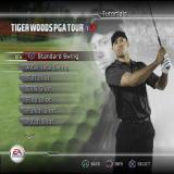 Tiger Woods PGA Tour 07 PlayStation 2 There are quite a few tutorial sessions to choose from