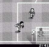 Neo Geo Cup '98  Neo Geo Pocket shot on goal