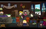 South Park: The Stick of Truth Windows The gang is chasing after the bard who holds the stick.