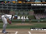 High Heat Major League Baseball 2004 Windows When you get the ball in close to the player, there are various animations of them moving out of the way to avoid being hit