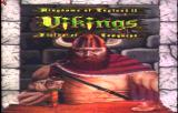 Vikings: Fields of Conquest - Kingdoms of England II Amiga Title screen