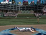 High Heat Major League Baseball 2004 Windows A diving catch to get the out can be a powerful play