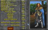 The Elder Scrolls: Daggerfall (Demo Version) DOS An earlier version of the demo features a female Spellsword player character.