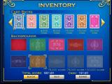 Bicycle Solitaire Windows Selecting or unlocking the card backs or backgrounds