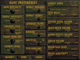 Fallout 2 Windows Game options