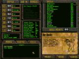Fallout 2 Windows Perks and skills