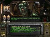 Fallout 2 Windows Harold didn't get better since Fallout 1, but at least he's still alive