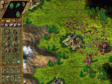 The Settlers IV: The Trojans and the Elixir of Power Windows Tower in flowers