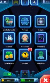 Star Wars: Tiny Death Star Android Game menu