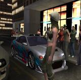 Need for Speed: Underground PlayStation 2 Demo version.