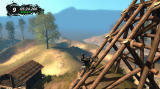 Trials Evolution Xbox 360 Climbing higher.