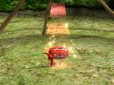 Pikmin GameCube The onion absorbs objects to create more Pikmin.